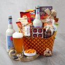 Purim Brew Gift Basket