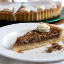 Bourbon Pecan Tart Pastry