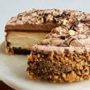 Vesuvius Cake