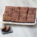 Chocolate Brownie Gift Tray
