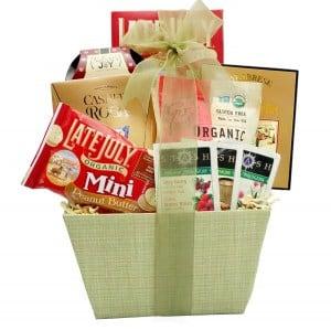 Organic and Natural Gift Basket