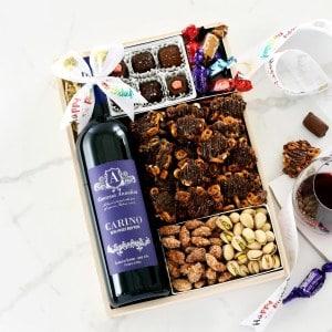 Birthday Wine Retreat Gift