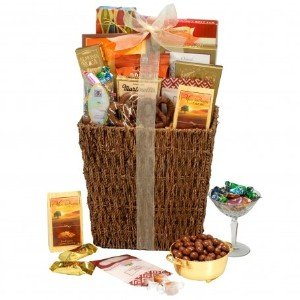 Treat yourself with a gourmet gift basket broadway basketeers gourmet birthday gift basket birthday food baskets solutioingenieria Images