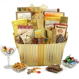 Best Wishes Gift Basket