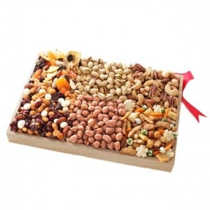 Dried Fruit & Nut Party Gift Tray