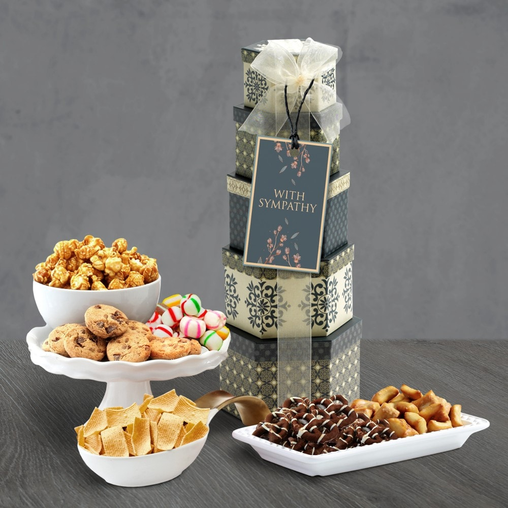 Token of Sympathy Gift Tower