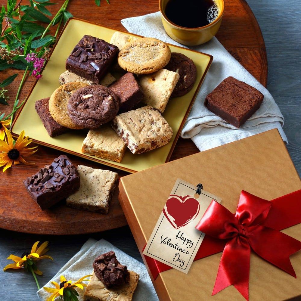 Valentines Day Bakery Gift Box