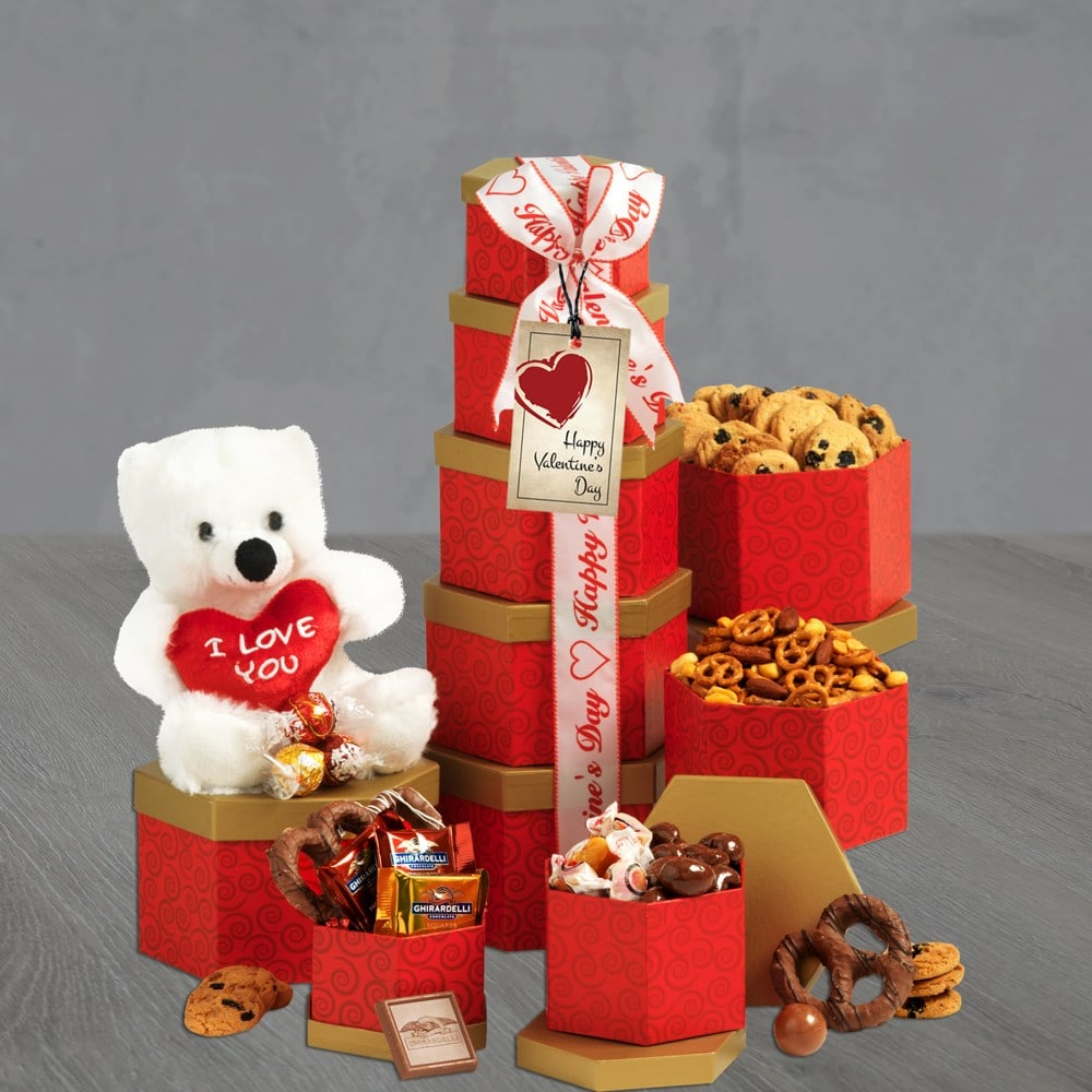 Valentines Day Gift Tower